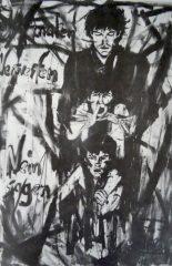 malen-verwerfen-220-x-150-cm-oel-auf-nessel-1980